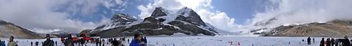 Athabasca Glacier 360° Panorama
