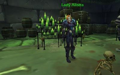 Lady Alistra
