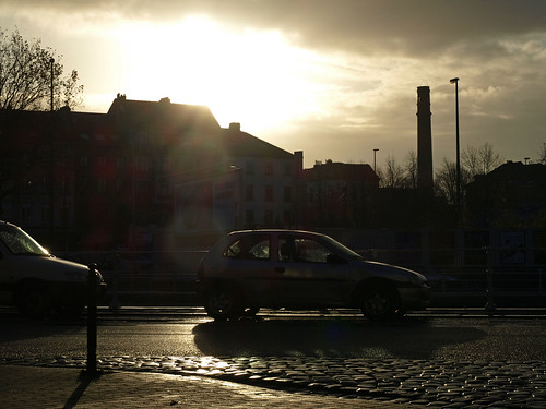 Sunrise @ Molenbeek ¬ 6163