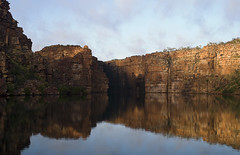 King George River Reflection (ZenDane) Tags: