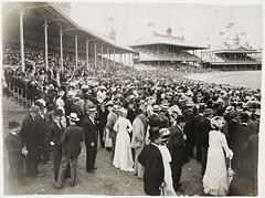 Sydney Cricket Ground, Saturday 14 December 1901 / by unknown photographer