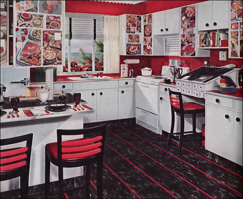 1951 Armstrong Kitchen