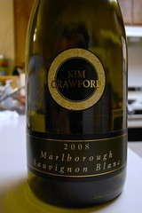 2008 Kim Crawford Marlborough Sauvignon Blanc