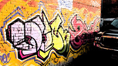 duck, zeal () Tags: street city art graffiti duck los alley day angeles north loco el crew hollywood pato western doc zeal