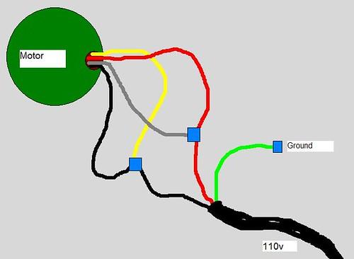220v to 110v wiring diagram electrical diagram schematics rh zavoral genealogy com