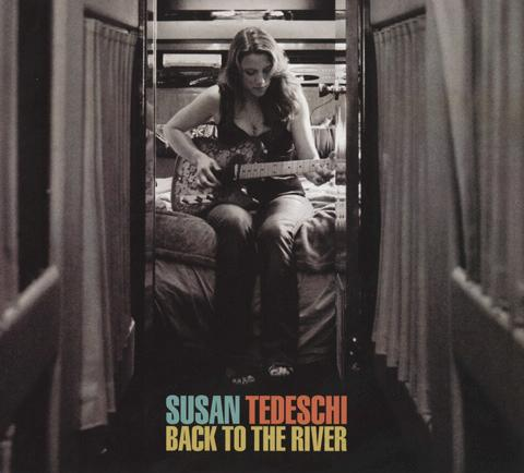 Susan Tedeschi – Back To The River (CD)