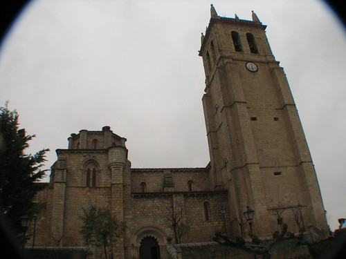 Iglesia de Santa María la mayor - Vista general 2