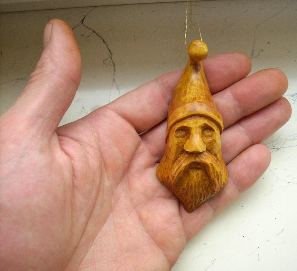 micro Santa Claus