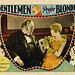 Gentlemen Prefer Blondes (1928) Lobby Card 2 of 3