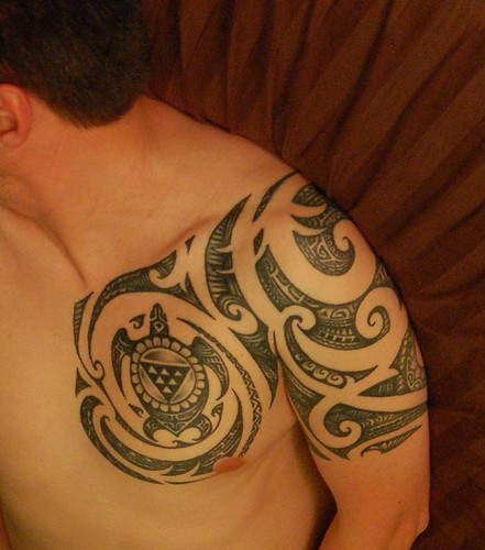 Tribal Arm Tattoo | Tattoo For Men