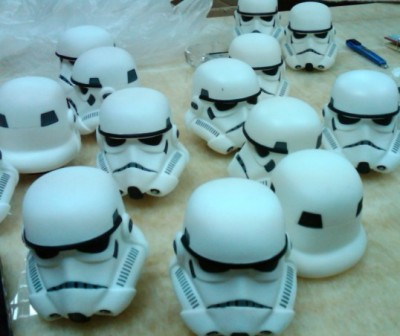 S7 Super Shogun Stormtrooper Production