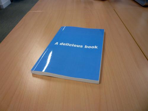 A delicious book