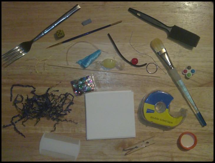 Lab 1: Basic Gesso: Equipment