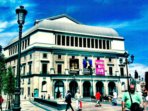 <span>madrid</span>Teatro Real<br><br><p class='tag'>tag:<br/>madrid | cultura | viaggio | </p>