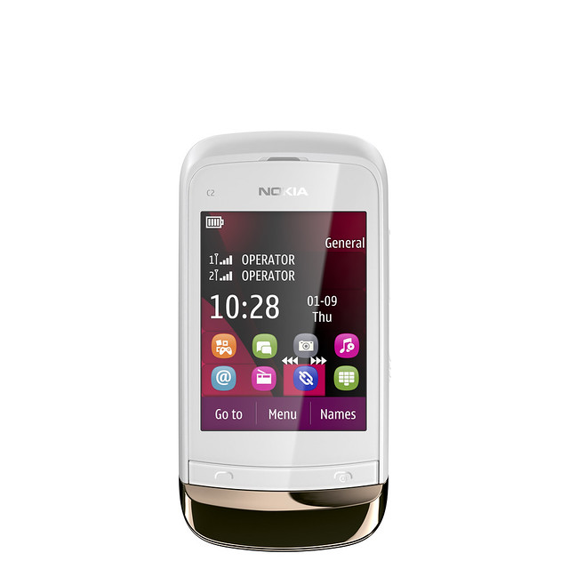Nokia C2-03 (Dual SIM)