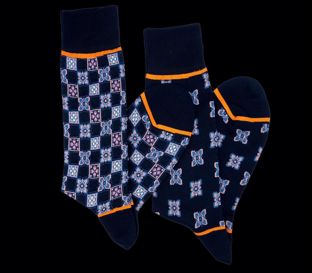 Imperial Navy Socks