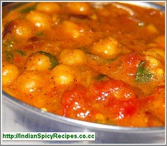Indian Spicy Recipes - Channa Bhatura (Forward2Friends) Tags: channa bhatura