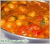 Indian Spicy Recipes - Channa Bhatura (Forward2Friends) Tags: channa bhatura
