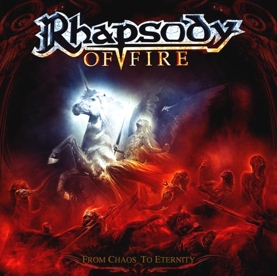 Musique : From Chaos to Eternity par Rhapsody