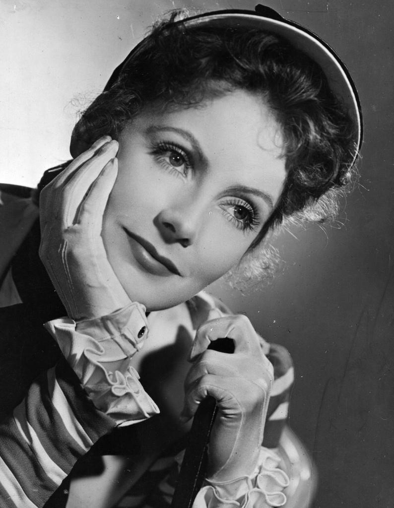 Greta Garbo Conquest Marie Walewska