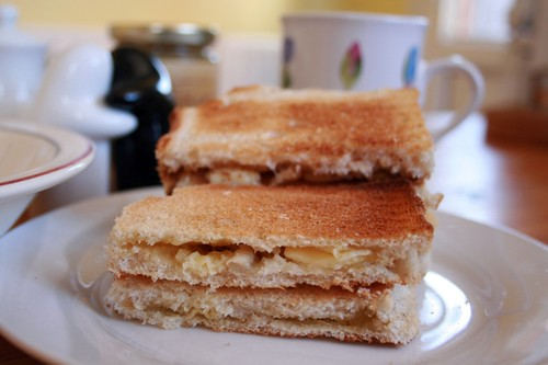 Kaya toast breakfast 3