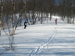 A skitrip
