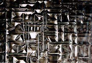 Glass cubism