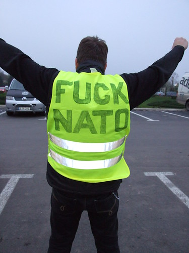 anti nato protests