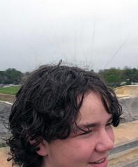 Ionized Hair