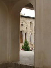 617 - Kashan - Khan-e Tabatabei (- Daniela -) Tags: iran kashan