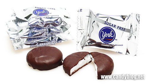 Sugar Free York Peppermint Patties