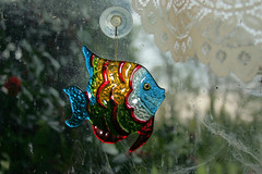 Fish suncatcher from Kris