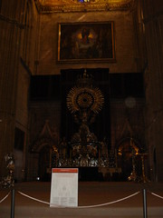 Monstrance, Seville Cathedral
