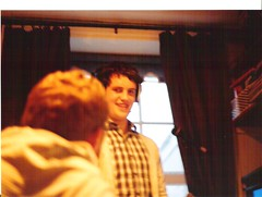 Westie in Studio (Ryan Asman) Tags: studio olympus om10 weymouth recording iamyou
