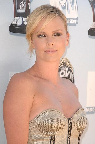 Charlize Theron Mtv movie 2008
