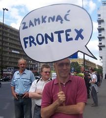 zamknąć frontex (close frontex)