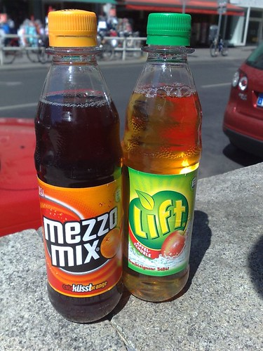 Mezzo Mix and Lift