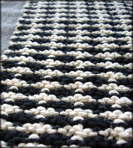 Strange Yarns Skull Charms Free Pattern Clover Tweed Dishcloth