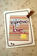 jj-I want to espresso my love