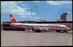 Wpg Airport and Plane 60's