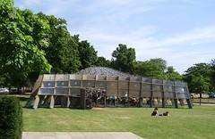 Serpentine Gallery Pavilion 05, London (Iqbal Aalam) Tags: london art modernarchitecture serpentinegallery alvarosiza eduardosoutodemoura sizasoutodemoura