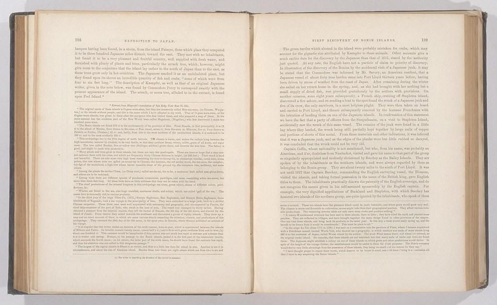 1853 ペリー提督の『日本遠征記164_147