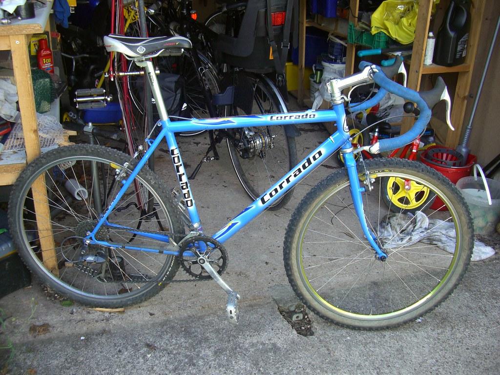 """Corrado 26"""" Crosser"""
