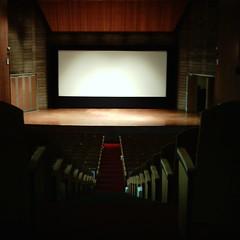 【写真】ミニデジで撮影した講堂