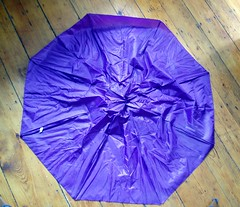 Umbrella fabric