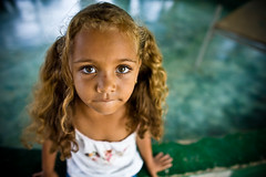 Little Mermaid (Lidia Camacho) Tags: portrait girl beautiful bigeyes dominican little pony mermaid acqua moca tails republicadominicana copyrightedallrightsreserved