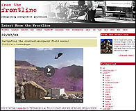 La web From The Frontline