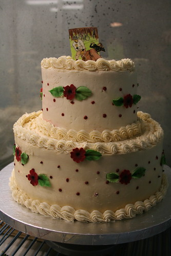 wedding cake from hell