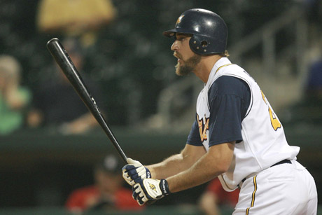 [DOWN ON THE FARM] Rocco Baldelli Is A Lumberjack And He's OK