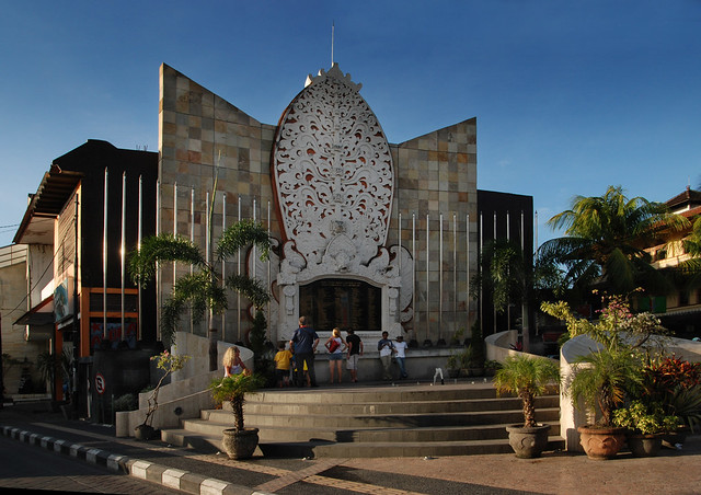 Bali – Ground Zero Monument
